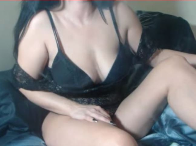 SabrinaDeep naked and masturbating on streamate.com